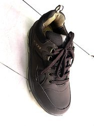 COASTERS BROWN Coaster Hiking Shoes