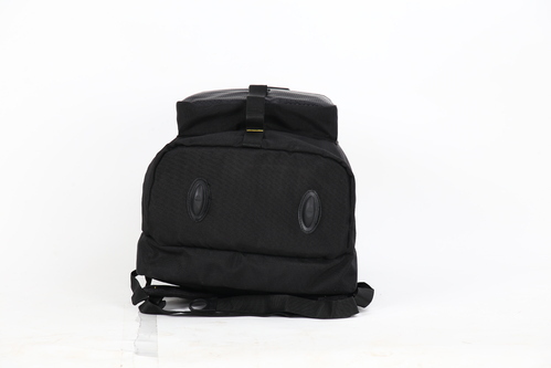 Material 100% Polyester Water Repellent Red And Black Laptop Bags With  Rakshak 837902c23303a