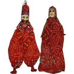 Rajasthani Indoor Puppet