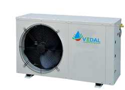 Air Source Domestic Split Heat Pump