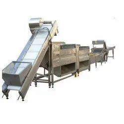 Potato Flakes Processing Line