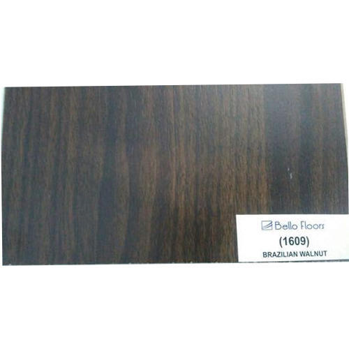 Wooden Laminated Flooring, 8.3 Mm