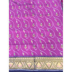 Laheriya Patola Saree