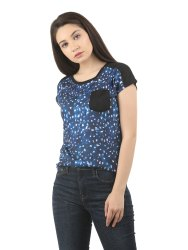 Women Casual Printed T-Shirt
