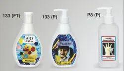 Regent Plast Hdpe White Hand Wash Bottle, Capacity: 250 Ml, For Handwash