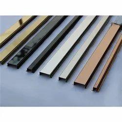 Stainless Steel Corner Profile