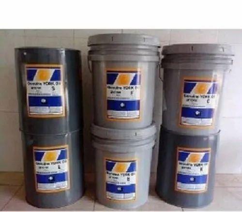 York Screw Compressor Oil, Packaging Type: Bucket