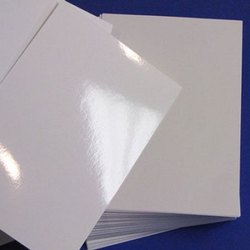 Cast Coated Paper