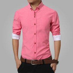 Organic cotton Mens clothing Manufacturer
