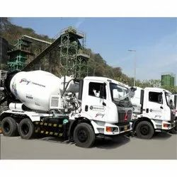 Godrej Flexi TUFF Fiber Reinforced Ready Mix Concrete