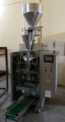 Automatic Collar Type FFS Machine With Volumetric Cup Filler (SS- 304 Make)