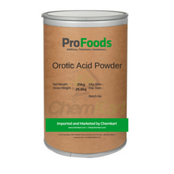 ProFoods Orotic Acid Powder, 25