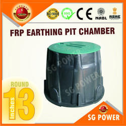 FRP Earthing Pit Chamber