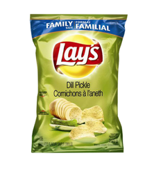 Lay's Dill Pickle Potato Chips