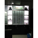 Wooden Display Showcase Showroom Services