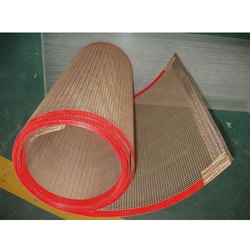 Silicone Coated Fiberglass Open Mesh Dryer Belts Fabric
