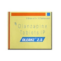 Oleanz Tablet