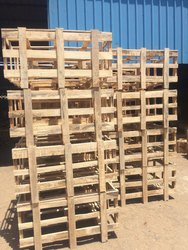 Wooden Crates for Industrial