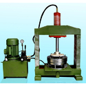 Hydraulic Press Plate Making Machine