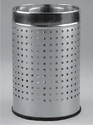 Perforated SS Dustbin