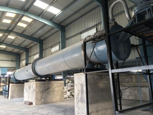 MS Continuous Rotary Kiln