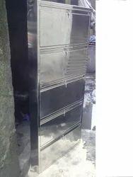 TGPE Standard Stainless Steel Shoes Rack