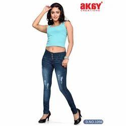 AKAY High Rise Women Jeans
