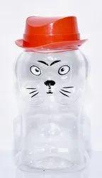 63 Mm Shape Pet Jar