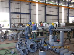Industrial Piping & Erection Services