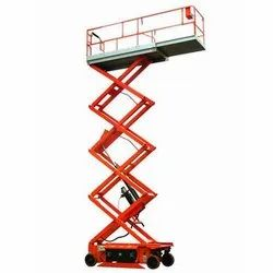 Battery Powered Scissor Lift