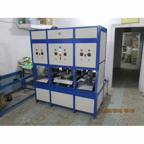 Fully Automatic Dona Machine - Automatic Dona Triple Die Machine