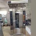 Bakery Oven/Rotary Rack Oven 24 Tray