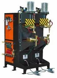 Dual Head Spot Welding machine