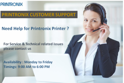 Printronix Customer Support