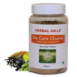 Diacare Churna to Promote Healthy Sugar Management - 100 gms Powder