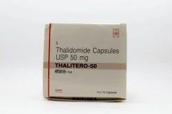 Thalitero 50mg Capsules