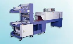 Automatic Pet Bottle Shrink Wrapping Machine (Capacity: 60-90 BPM)