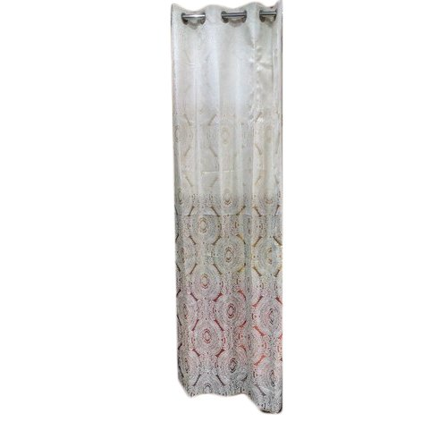 Printed Cotton Door Curtains