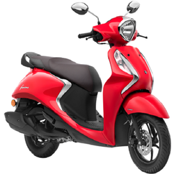 Yamaha Scooter BS 6, Model Name/Number: Fascino 125 Fi Bs6