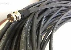 CCA Black KLOTZ VD125LPS - 140 Meter HD Signal Video Coaxial Cable