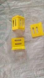 Yellow Plastic Edge Corner