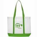 Non Woven Printed Loop Handle Shopping Bag