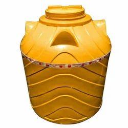 Yellow Impact Water Tank
