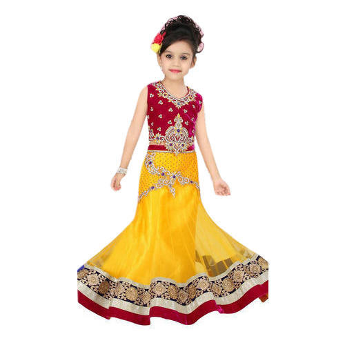 29e76483e Kids Semi-Stitched Sharara Dress, Size: 16 To 24, Rs 749 /piece | ID ...