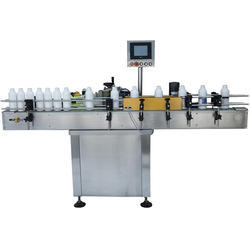 Electric Bottle Labeling Machine