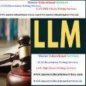 LLB Dissertation Writing Services
