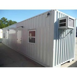 Mobile Site Office Container