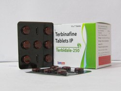 Terbinafine  Hydrochloride 250 MG  Tablet