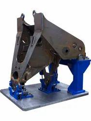 Sharmann CNC Floor Type Horizontal Boring Machine, Automation Grade: Automatic