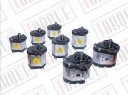 Torque Hydraulic Geapumps 1P/2P max:100lpm flow